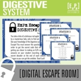 Digestive System Science Escape Room