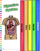 Digestive System Flip Book Review Activity