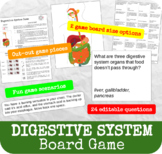 Digestive System Game - NGSS MS-LS1-3
