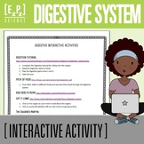 Digestive System Online Interactive Activities
