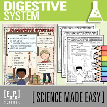 Digestive System Made Easy