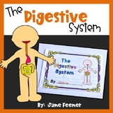 Digestive System Note taker/Booklet