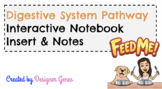 Digestive System Pathway Interactive Notebook Insert & Lesson Implementation