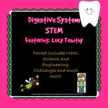 Digestive System Stem (featuring Lucy Tewthy)
