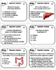 Digestive System Task Cards (Human Body Systems Task Cards)