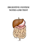 Digestive System Test With Study Guide Notes