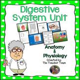 Digestive System Unit Anatomy and Physiology Biology Unit