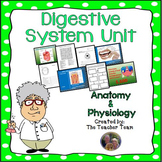 Digestive System Unit for Anatomy and Physiology  and Biology