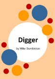 Digger by Mike Dumbleton and Robin Cowcher - 6 Worksheets - ANZAC Day