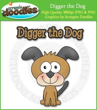 Digger the Dog Reading Strategy