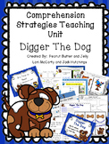 Digger the Dog - Reading comprehension strategy teaching u