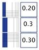 Decimal Fun: Decimals and Matching Grid Games