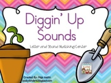 Diggin' Up Sounds Letter and Sound Matching Center