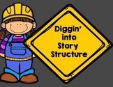 Diggin' into Story Structure - Common Core Aligned