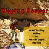 Digging Deeper - Introducing Close Reading