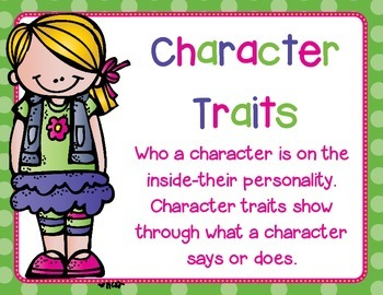 Digging Deeper into Character Traits