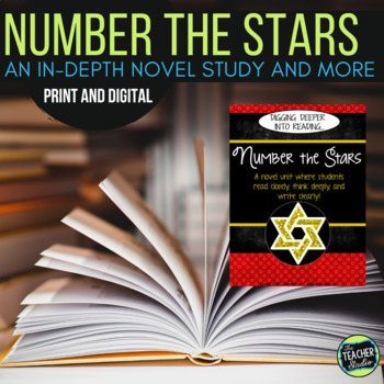 Digging Deeper into Reading:  A Novel Study for Number the Stars