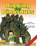 """""""DIGGING FOR DINOSAURS"""" -INFORMATIONAL LEARNING SERIES"""