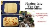 Digging Into The Past (archaeological Dig STEM Investigation)