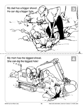 Digging (Physical Science/Simple Machines)