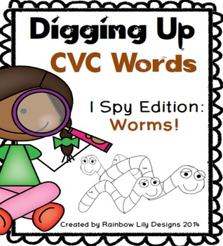 Digging Up CVC Words_I Spy Edition_Worms!