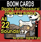 Digging for Dinosaurs Articulation COMPLETE BUNDLE  -  BOO