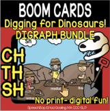 Digging for Dinosaurs Articulation Digraph Bundle (TH, SH,