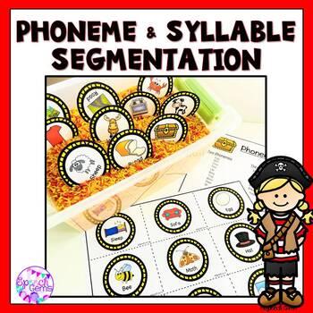 Sensory Phoneme Segmentation Game