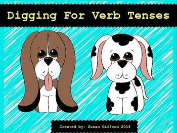 Digging for Verb Tenses