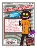 Digging into Classic Literature – Reading & Writing – 4th & 5th Grade, Unit 2