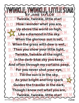 Digging into Classic Poetry – Reading & Writing – 3rd Grade, Unit 1