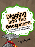 Digging into the Geosphere: NGSS unit on Rocks and Earth's
