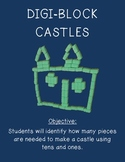Digi-Block Castles with Tens and Ones