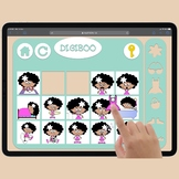 DigiBoo Lilly - Verbs/Action - Digital Cranium Cariboo