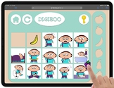 DigiBoo Sam - Verbs/Actions - Digital Cranium Cariboo
