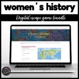 Digital Escape Bundle - Women's History