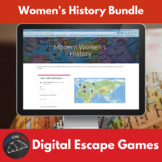 Digital Escape Bundle - Women's History