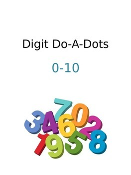 Digit Do-A-Dots