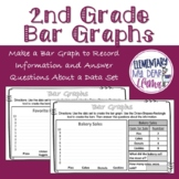 Digital 2nd Grade Bar Graphs