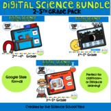 Digital 3-5th Grade Science Bundle