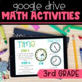 Digital 3rd Grade Math Activities with Google Slides | Dis