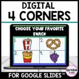 Digital 4 Corners