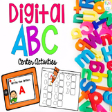 Digital ABC Center Activities