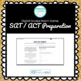 Digital ACT / SAT Prep Escape Room / Breakout Game