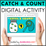 Digital Activities Counting Quantities 1-10 Google Slides™