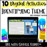 Digital Activities - Digital Theme Practice | Google Slide
