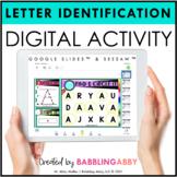 Digital Activities Letter Identification & Recognition Goo