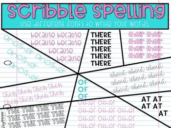 Digital Activities (Word Work, Spelling, Phonics)