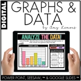 Digital Activities for Graphs and Data (SEESAW, GOOGLE SLI