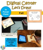 How to Draw: A Digital Center  Let's Draw! Fall